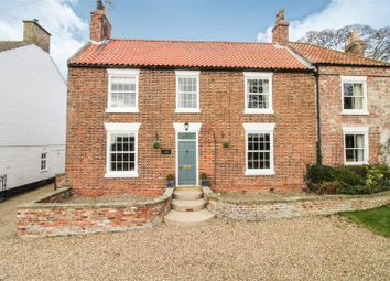 Thumbnail 4 bedroom property for sale in Mill Lane, Foston-On-The-Wolds, Driffield