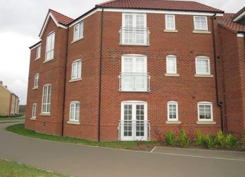 Thumbnail 2 bed flat for sale in Egyptian Goose Road, Sprowston, Norwich