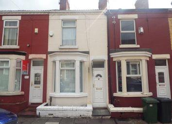 Thumbnail 2 bed terraced house for sale in Yelverton Road, Birkenhead, Merseyside