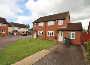 Thumbnail 4 bedroom semi-detached house to rent in Miller Close, Longlevens, Gloucester