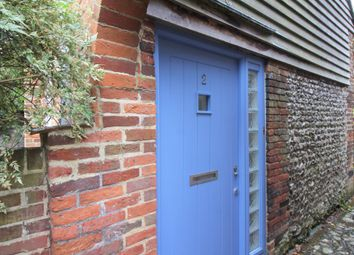 Thumbnail 2 bed cottage to rent in Lawrence Wright Passage, Alresford