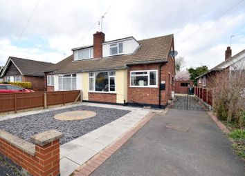 3 bed semi-detached house for sale in Ulverscroft Road, Loughborough, Leicestershire LE11