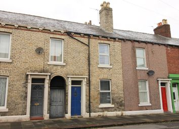 Thumbnail 3 bed terraced house for sale in Close Street, Carlisle