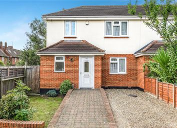 Thumbnail 2 bed semi-detached house for sale in Pine Gardens, Ruislip, Middlesex