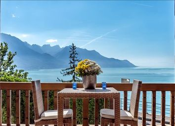 Thumbnail 6 bed detached house for sale in Montreux, Switzerland