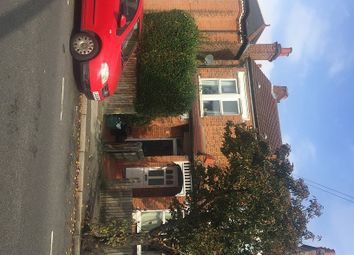 Thumbnail 3 bed terraced house to rent in Marlborough Road, Colliers Wood, London