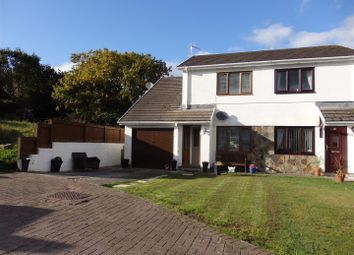 3 bed semi-detached house for sale in Hendre Park, Llangennech, Llanelli SA14