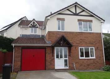 Thumbnail 4 bed detached house to rent in Waunbant Court, Merthyr Tydfil