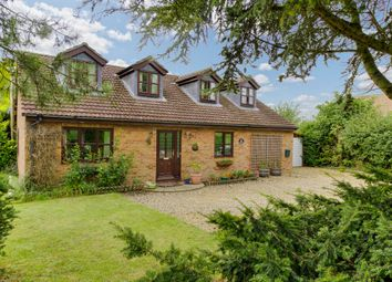 Thumbnail 4 bed property for sale in Padnal Bank, Prickwillow, Ely