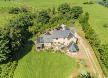Thumbnail 4 bedroom detached house for sale in Whim House, Lamancha, By West Linton