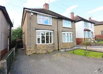 Thumbnail Semi-detached house to rent in Clarkson Avenue, Boythorpe, Chesterfield, Derbyshire