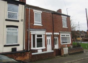 Thumbnail 3 bed terraced house to rent in Wellington Street, Gainsborough