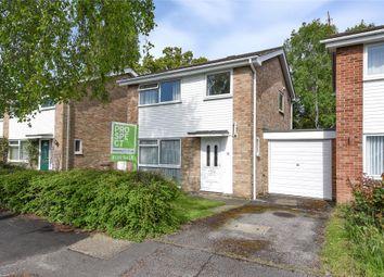 Thumbnail 3 bed link-detached house for sale in Delane Drive, Winnersh, Wokingham, Berkshire