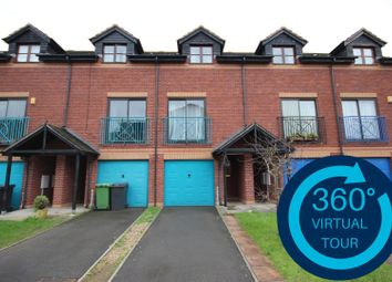 Thumbnail 3 bed town house for sale in Hylton Gardens, Exwick, Exeter