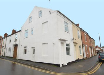 Thumbnail 3 bed end terrace house for sale in Leicester Street, Sleaford