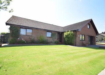 Thumbnail 5 bed detached bungalow for sale in 5 Castlehill Court, Symington, Biggar