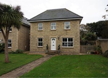 Thumbnail 4 bed detached house for sale in Rectory Road, Ventnor