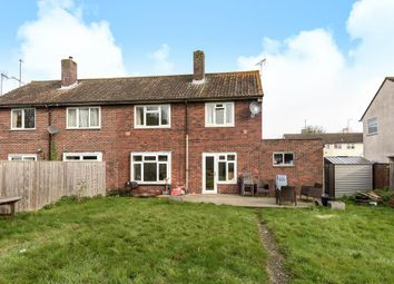 Thumbnail 3 bed semi-detached house for sale in Queensway, Didcot