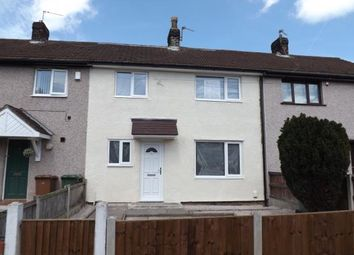 Thumbnail 3 bed terraced house for sale in Brookway Lane, St. Helens, Merseyside