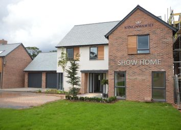 Thumbnail 5 bed detached house for sale in Orchard View, Kingfisher Rise, Newton St Cyres