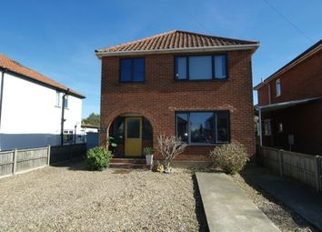 Thumbnail 3 bedroom detached house for sale in Heartsease Lane, Norwich