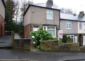 Thumbnail 2 bedroom end terrace house for sale in Birks Road, Longwood, Huddersfield