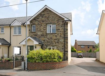 Thumbnail 2 bed terraced house to rent in Glasbury On Wye, Hereford