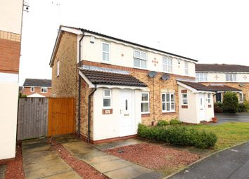 Thumbnail 3 bedroom semi-detached house for sale in Whitley Close, York