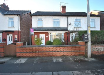 Thumbnail 3 bed semi-detached house for sale in Worsley Road, Winton Eccles Manchester