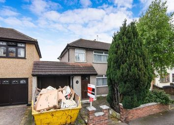 Thumbnail 3 bedroom end terrace house for sale in Maybank Avenue, Hornchurch