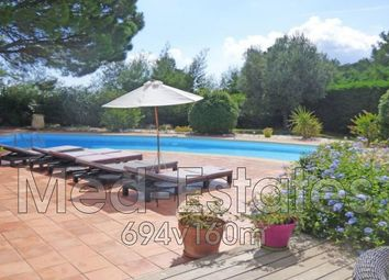 Thumbnail 3 bed country house for sale in Grimaud, Var, Provence-Alpes-Côte D'azur