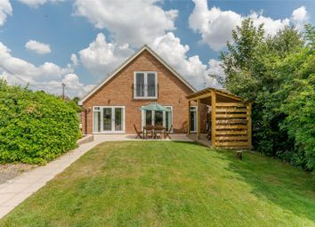 Thumbnail 4 bed detached bungalow for sale in Blewbury Road, East Hagbourne, Didcot