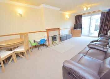 Thumbnail 3 bed town house for sale in Wreford Crescent, Thurnby Lodge, Leicester