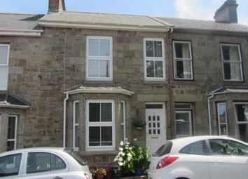 Thumbnail 3 bed terraced house for sale in Penzance, Cornwall