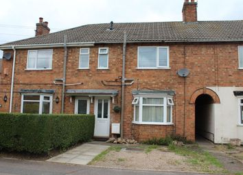 Thumbnail 3 bed terraced house for sale in Clifford Road, Loughborough