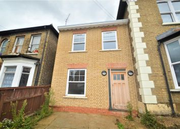 3 bed semi-detached house for sale in Vicarage Road, London E10