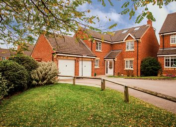 Thumbnail 6 bed detached house for sale in Woodlands, Grange Park, Northampton