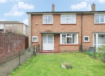 Thumbnail 2 bed end terrace house for sale in Coleridge Way, West Drayton