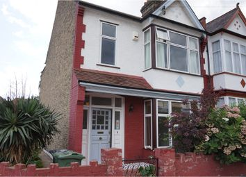 Thumbnail End terrace house to rent in Claverdale Road, London