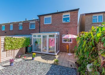 Thumbnail 2 bedroom end terrace house for sale in Foxhill, Telscombe Cliffs