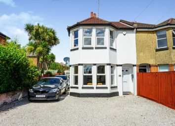 Winchester Road, Shirley, Southampton SO16. 3 bed semi-detached house for sale