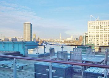 Thumbnail 2 bed flat to rent in Bridge House, St George Wharf, London