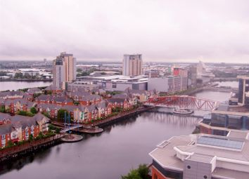 1 bed flat for sale in Millennium Tower, 250 The Quays, Salford Quays M50