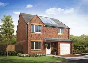 "Thumbnail 4 bedroom detached house for sale in ""The Balerno"" at Templeton Way, Helensburgh"