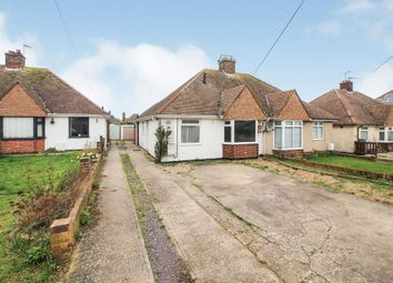Thumbnail 2 bedroom semi-detached bungalow for sale in Oldfield Avenue, Willingdon, Eastbourne