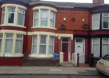 Thumbnail 3 bed property to rent in Auburn Road, Liverpool