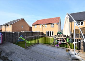 Thumbnail 3 bedroom semi-detached house for sale in Cooper Smith Road, Takeley, Bishop's Stortford