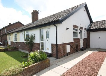 Thumbnail 2 bed bungalow for sale in The Sycamores, Burnopfield, Newcastle Upon Tyne