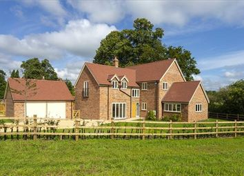 Thumbnail 4 bed detached house for sale in Stratford Road, Wootton Wawen, Henley-In-Arden
