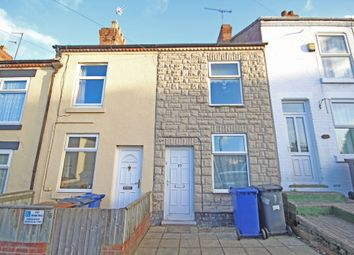 Thumbnail 3 bedroom terraced house for sale in Nelson Street, Winshill, Burton-On-Trent, Staffordshire